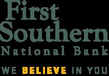 FirstSouthern-WeBelieve-Green-Logo
